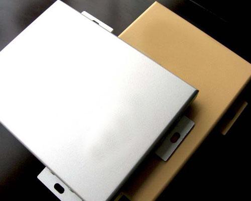 聚酯铝单板