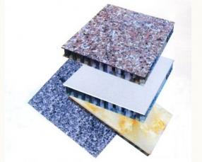 石纹铝蜂窝板